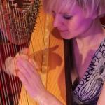 Promo Amour Harp Harpist Glasgow