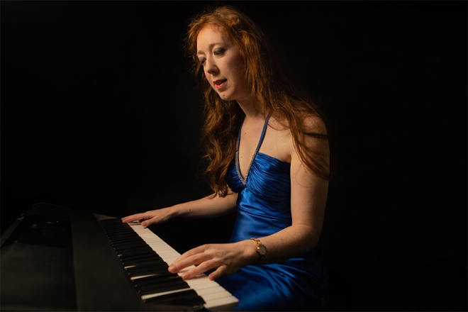 Promo Amy Francesca Pianist Staffordshire