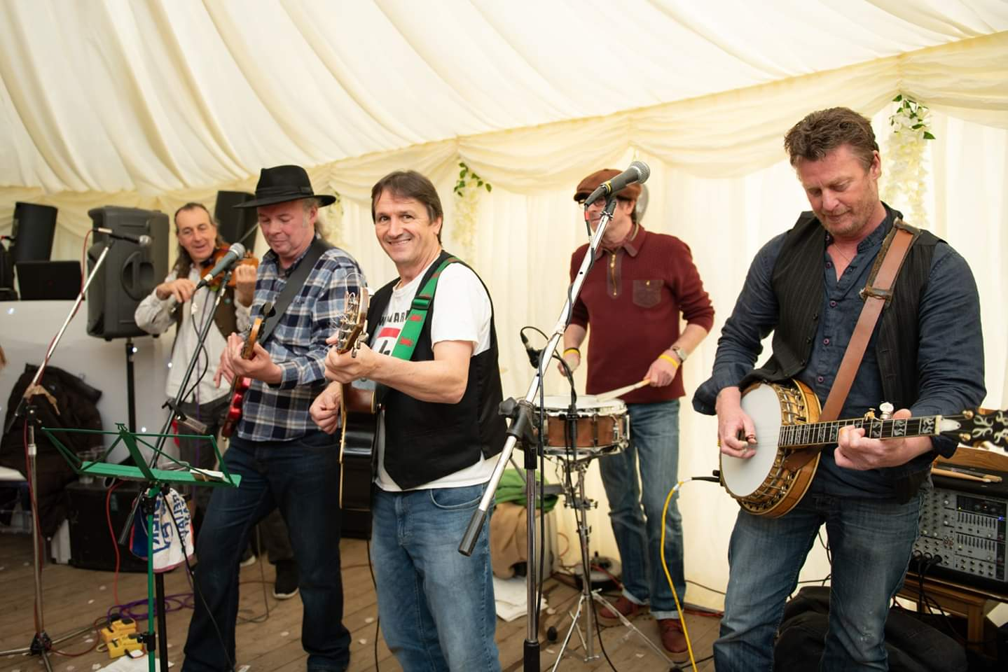 Promo Manic Jacks Bluegrass Vale of Glamorgan