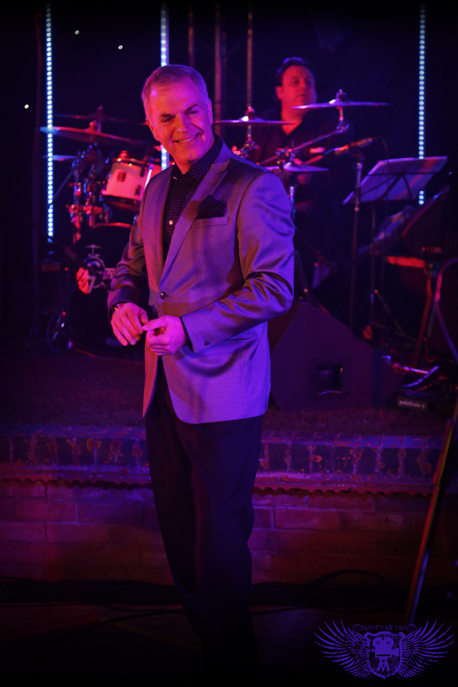 Promo Andy Campbell Swing & Rat Pack Band Nottinghamshire