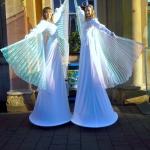 Promo Stilt Walkers  Leicestershire
