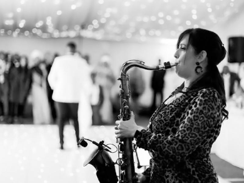 Promo Anna (Saxophonist) Saxophonist West Midlands