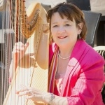 Promo Anne Hewitt (Harpist)  Wrexham, Clwyd