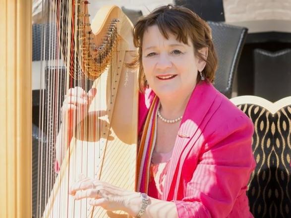 Promo Anne Hewitt (Harpist)  Cheshire