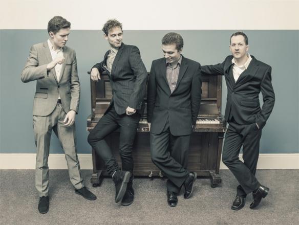 Promo April In Paris Jazz Band Hertfordshire