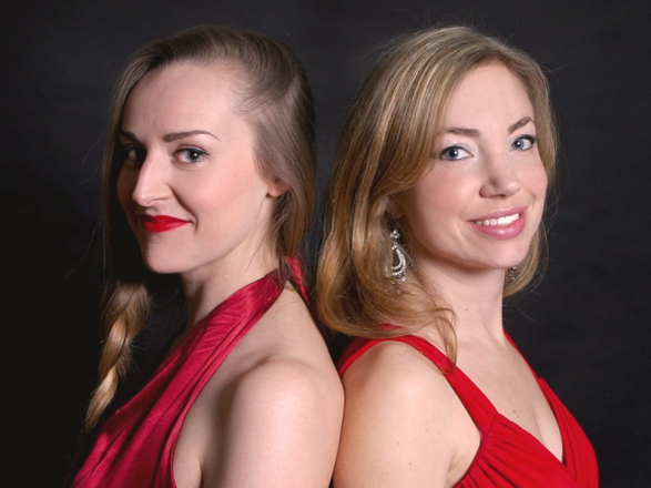 Promo Arvia Duo Flute and Piano Duo London