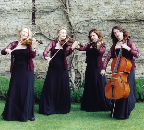 Promo Astor String Quartet String Quartet Oxfordshire