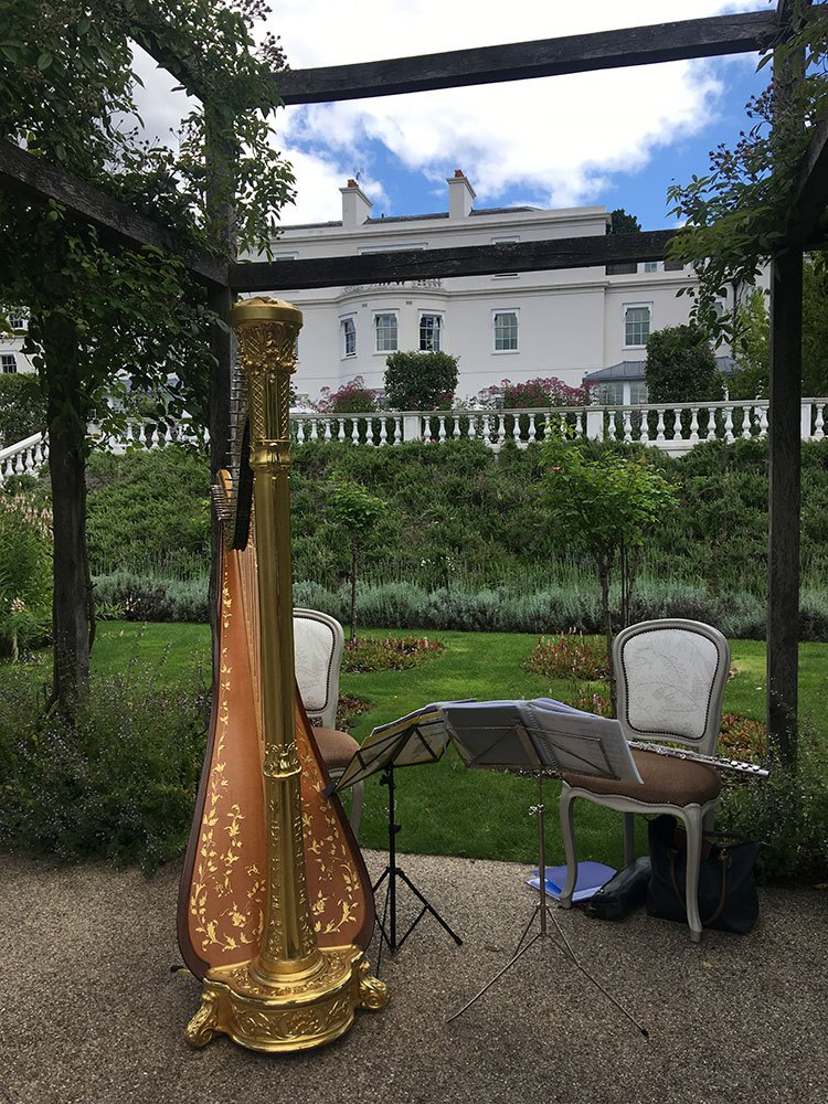 Promo Astral Duo Flute and Harp Duo London
