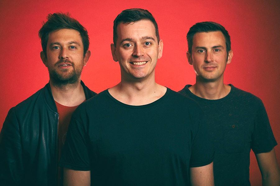 Promo Audio Wave Rock and Pop Trio West Midlands