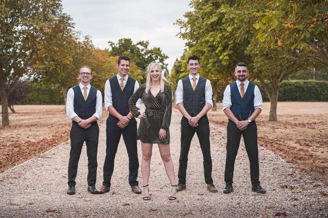 Promo AURA Function Band Essex