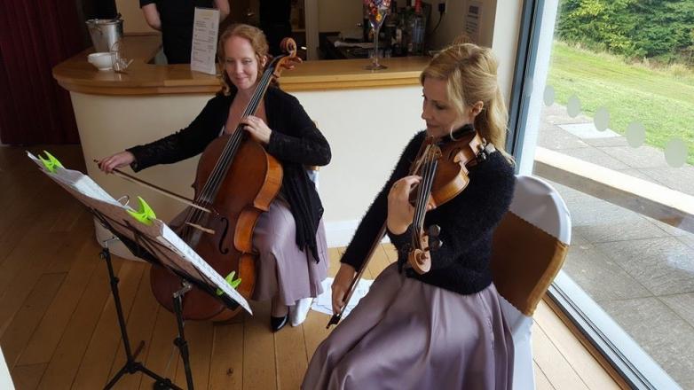 Promo Awenna Duo Violin & Cello Duo Glamorgan