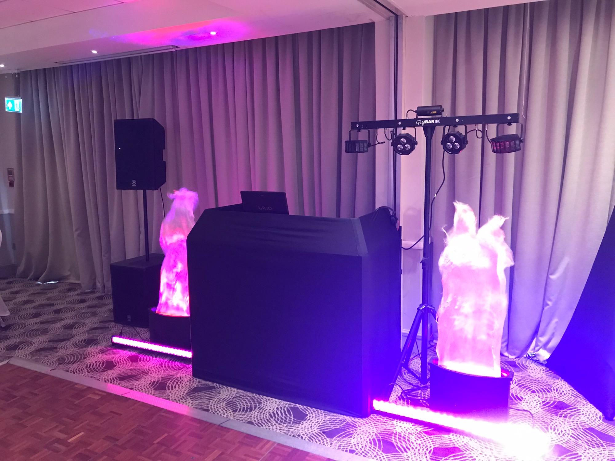 Promo Justin McEwan Wedding DJ Glasgow