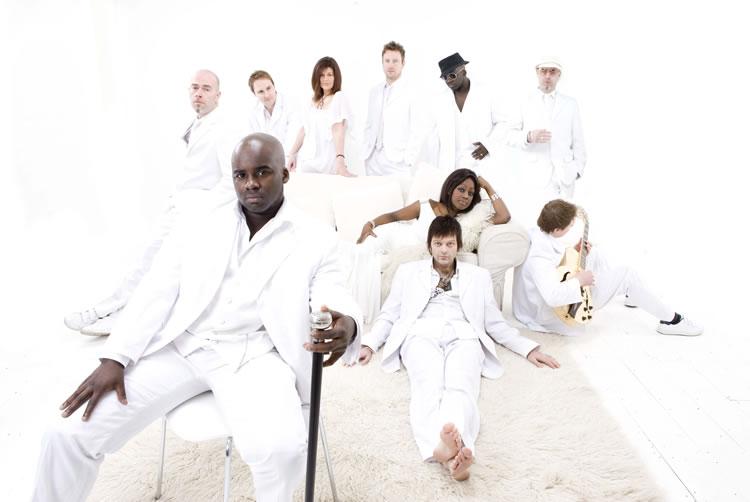 Promo BABYLONDON Function Band London