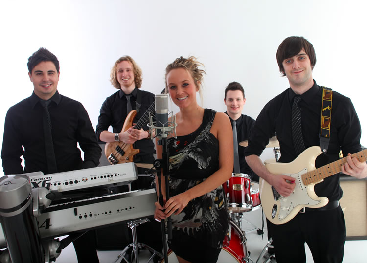 Promo BackBeat Party Function Band Leeds, West Yorkshire