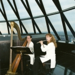 Promo Harmony Duo Harp and Flute Duo London