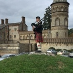Promo Bagpiper Dave Brooks Piper Glasgow