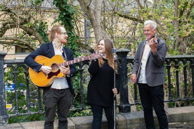 Promo Baker St Acoustic Band West Yorkshire