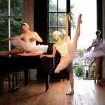 Promo Swan Lake Ballerinas Ballet Dancers London