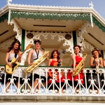 Promo All Dolled Up Rock n Roll Swing Band London