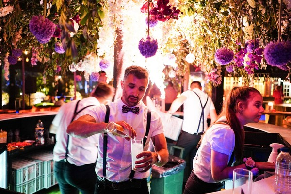 Promo EB Bars Bartenders/Mixologists Staffordshire