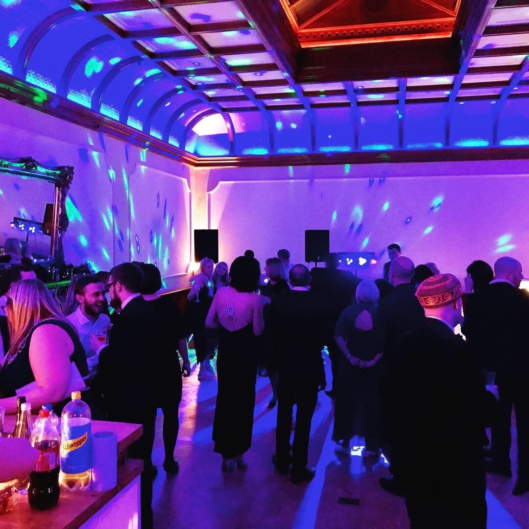 Promo High Life Society Party DJ Hampshire