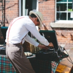 Promo The Vintage Gramophone Chap Wedding DJ Lincolnshire
