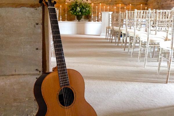 Promo Ben Harrison Classical Guitarist Somerset