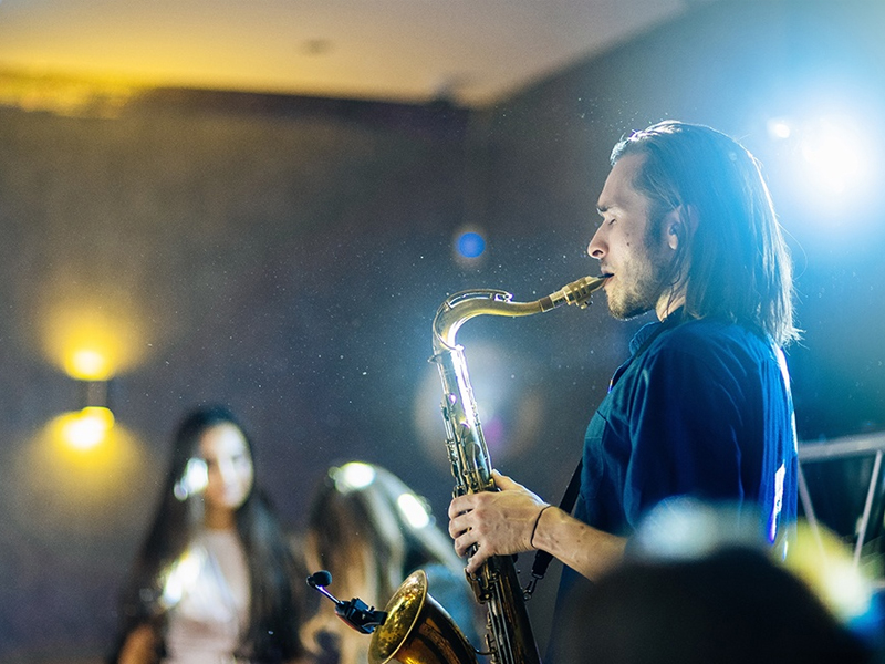 Promo Benny Sax  Greater Manchester