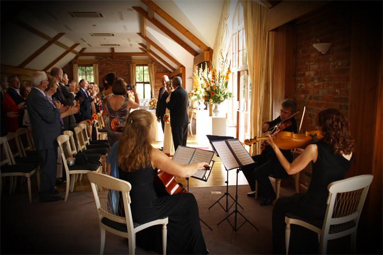 Promo City String Trio String Trio for Weddings London