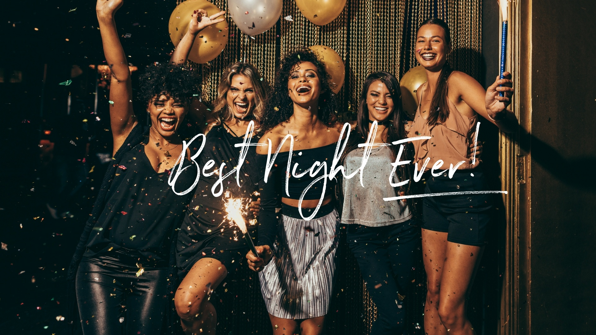 Promo Best Night Ever Live Singers With DJ / Surprise Singers London