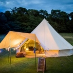 Promo Bell Tent Photo Booth  Leicester, Leicestershire