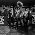 Promo Big and Horny Brass Brass Band West Yorkshire