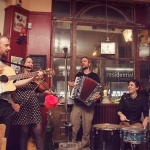 Promo The Footstomping Trads Traditional Folk Band Brighton, West Sussex