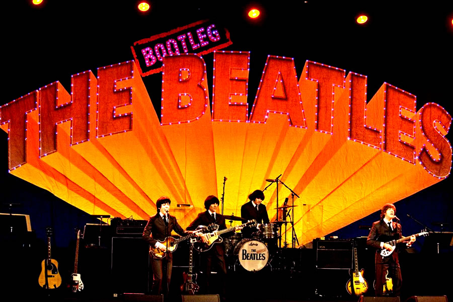 Promo (Beatles) Bootleg Beatles Beatles Tribute Band London