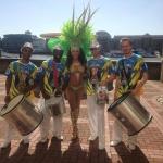 Promo Brazilian Samba Cabaret Dancers Dancer London