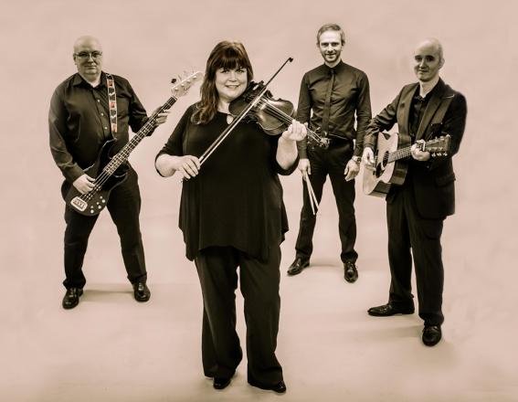 Promo Aye Say Ceilidh Band  West Lothian area