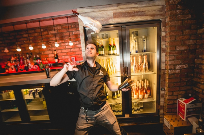 Promo Brother Bars Bartenders and Mobile Bar Service London