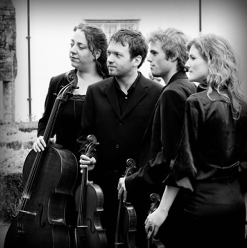 Promo Gold Strings String Quartet London