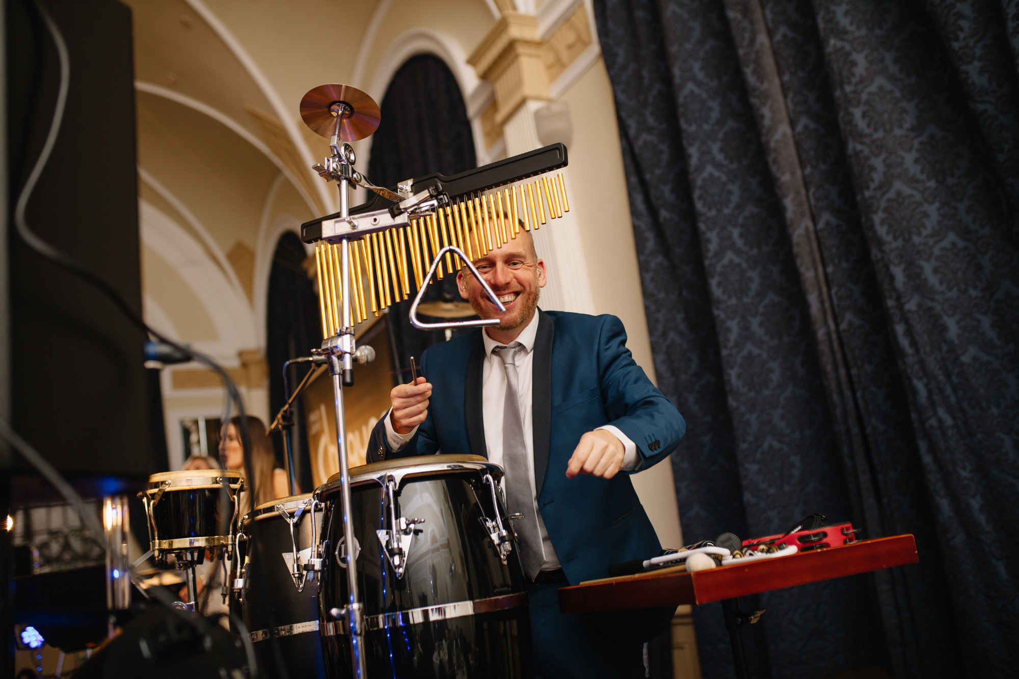 Promo Checkmate Jazz, Swing and Party Band West Yorkshire