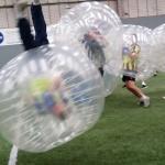 Promo Bubble Football  Cambridgeshire