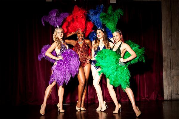 Promo Cabaret Burlesque Revue Dancer London