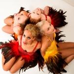 Promo (Dancers) Cabaret Show  London