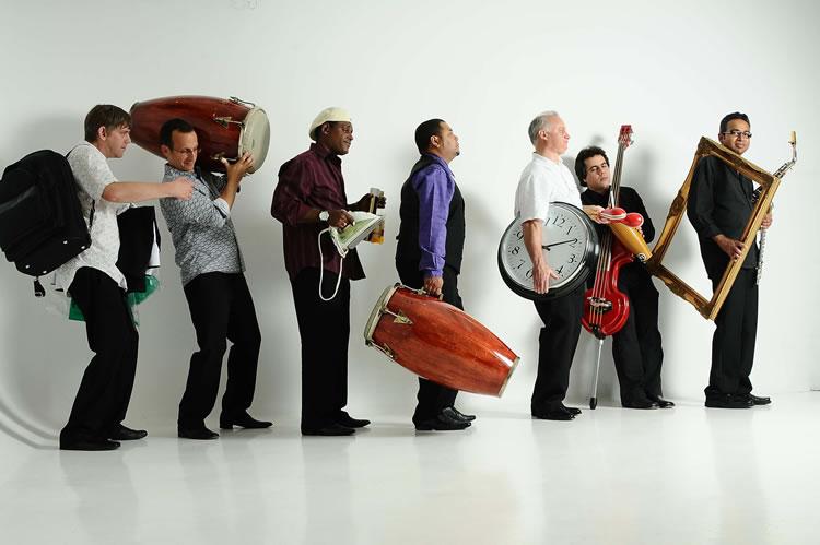 Promo Caribanda Latin, Salsa or Cuban Band London