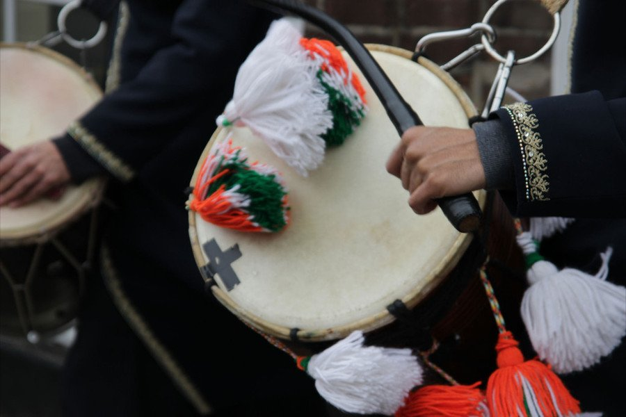 Promo Dhol Drummers Indian & Bollywood Band London