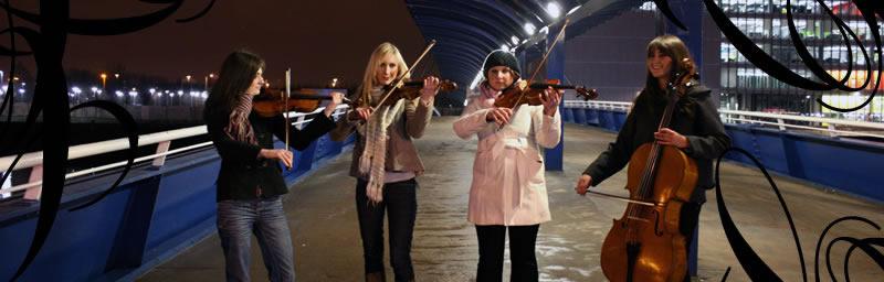 Promo Cairn String Quartet String Quartet Glasgow