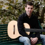 Promo Cameron Murray Classical Guitarist Glasgow