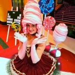 Promo Candy Floss Living Tables  Leicestershire