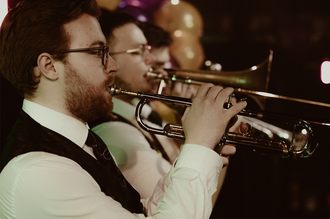 Promo Capital Brass Brass Band London
