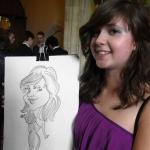 Promo Caractacus Caricaturist Gloucestershire
