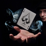 Promo Sam De Vere Mind Reader & Close Up Magician Stockport, Cheshire